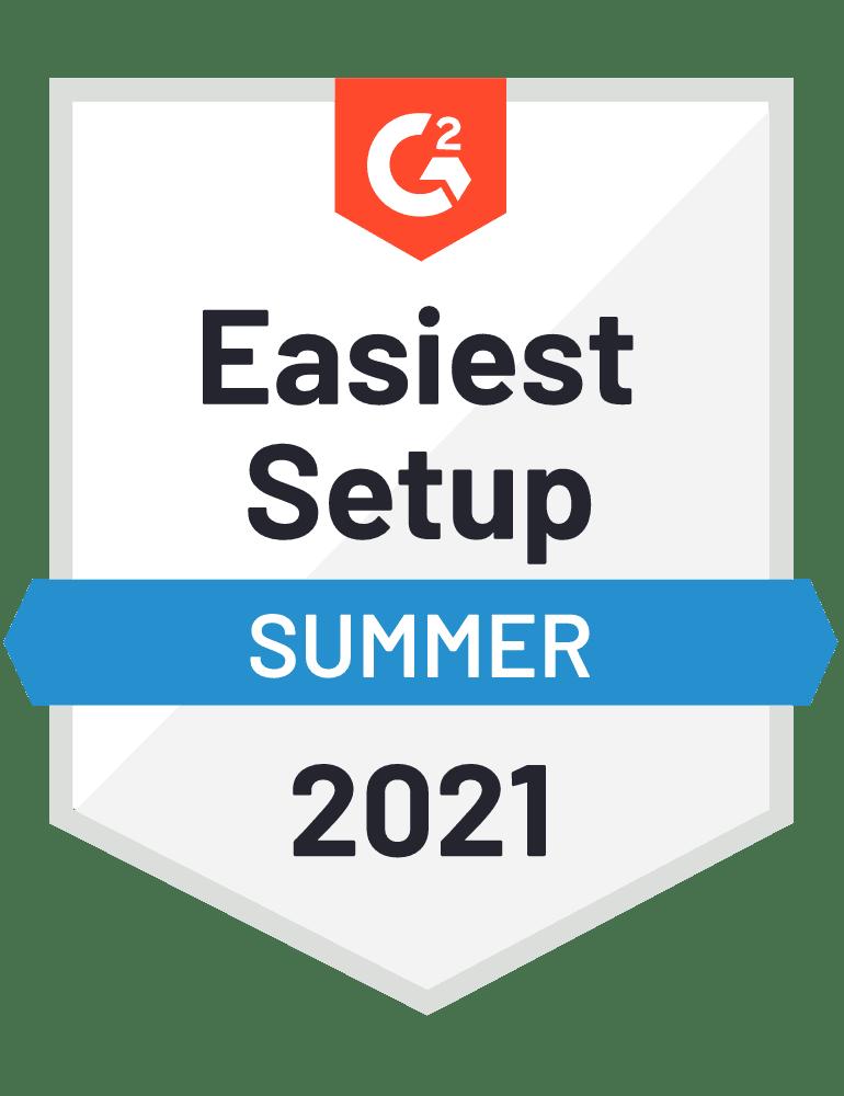 Easiest Setup